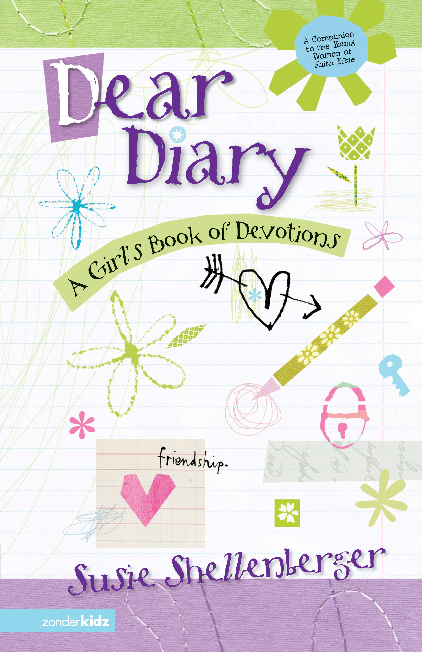 Dear Diary: A Girl s Book of Devotions Susie Shellenberger